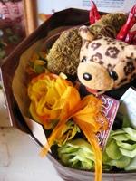 誕生日プレゼント・プレゼント・お祝い・贈り物の花・フラワーアレンジメント